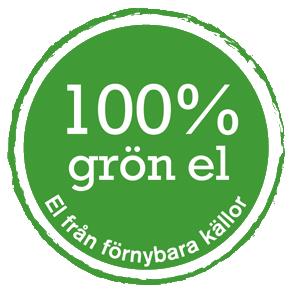 Alltid 100 procent grön el hos Dalakraft