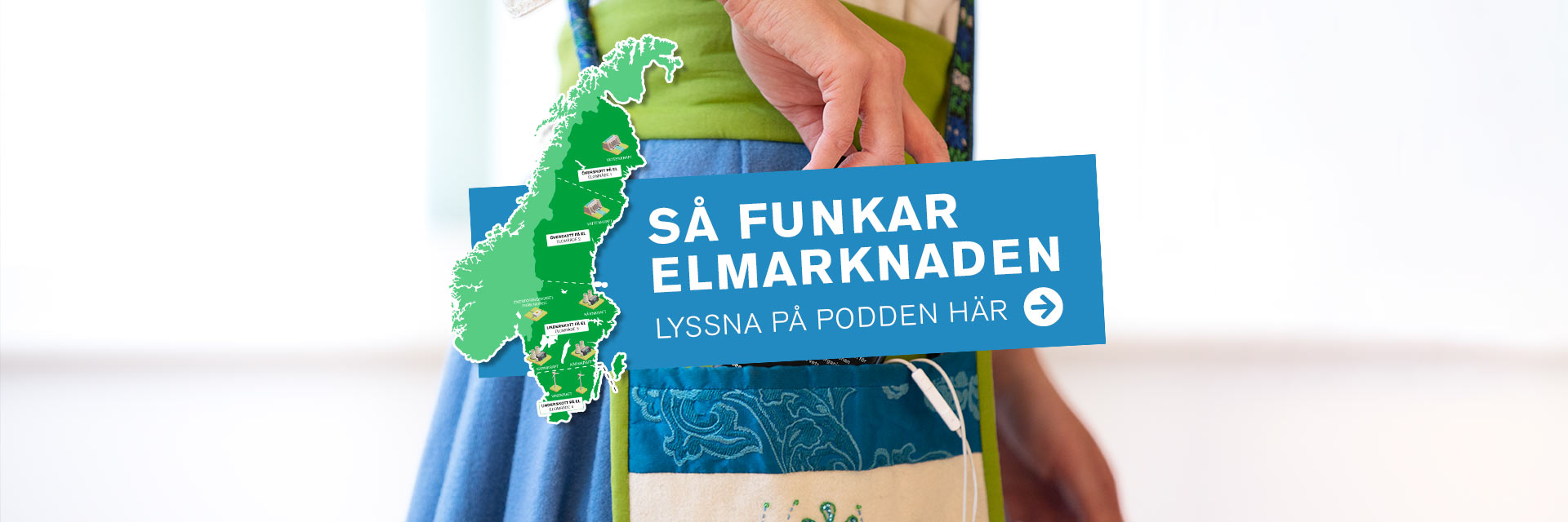 Så funkar Sveriges elmarknad